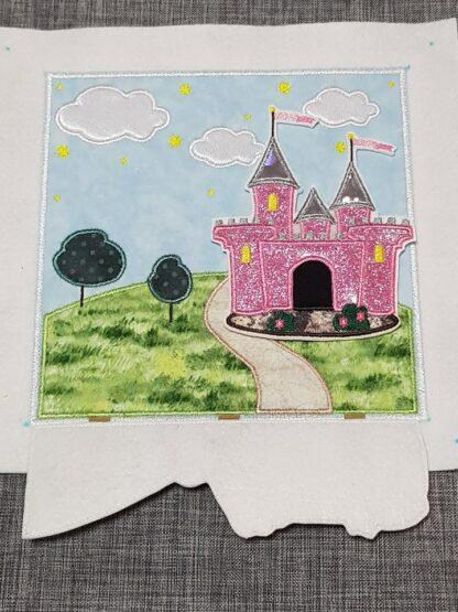 Princess castle scene - ITHWL