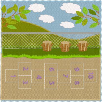 Playground quiet page - 8x8 ITHWL