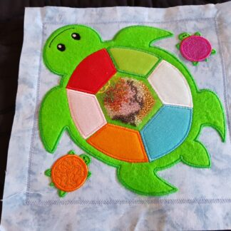 Turtle colour matching page