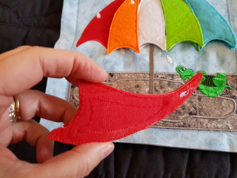 Umbrella Colour matching page