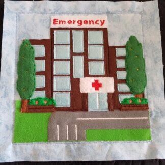 Hospital Scene - ITHWL