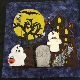 Halloween scene - ITHWL