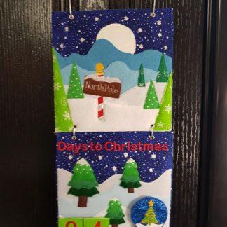 Christmas countdown - ITHWL