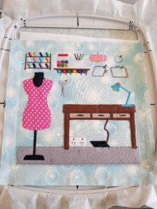 Sewing room - ITHWL