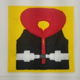 Life jacket 8x8 - ITHWL