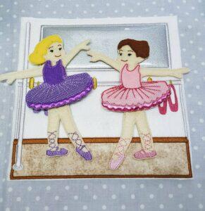 Ballet busy bag - ITHWL