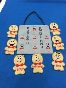 Emotions (boy) busy bag 5x7 - ITHWL
