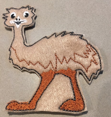 Emu fp - ITHWL