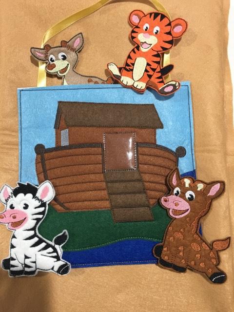 Noah's ark and animals - ITHWL
