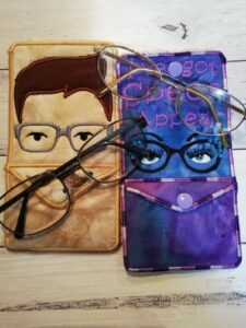 Glasses case men's - ITHWL