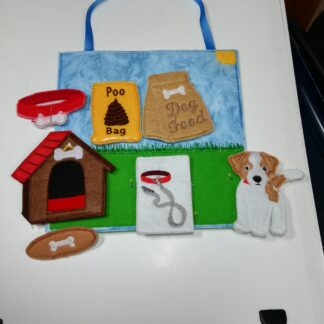 Dog busy bag - ITHWL