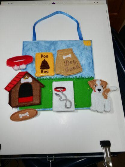 Dog busy bag - ITHWL