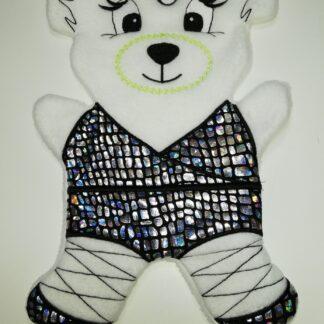 Fosta bear ballerina - ITHWL