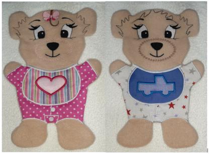 Fosta bear babies ND - ITHWL