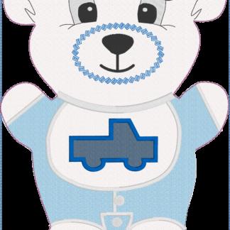 Fosta bear baby - boy ND - ITHWL