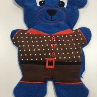 Fosta bear boy s&s 8x12 - ITHWL