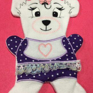Fosta bear girl ND - ITHWL