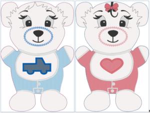 Fosta bears babies ND 8x12 - ITHWL