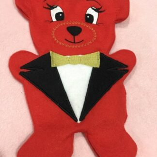 Fosta tux bear - ITHWL