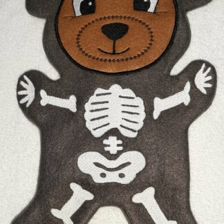 Fosta bear skeleton - ITHWL