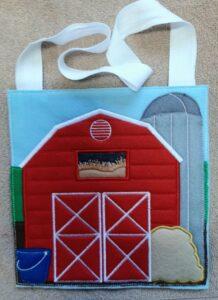 Farm busy bag 8X8 - ITHWL
