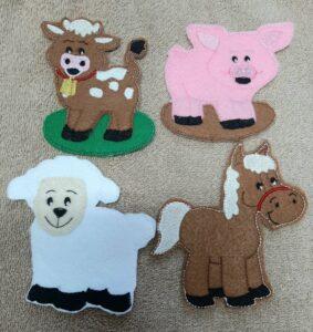 Farm animals fp - ITHWL