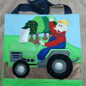 Farmer busy bag 8x8 - ITHWL