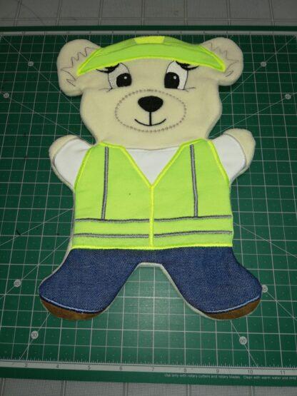Fosta construction bear - ITHWL