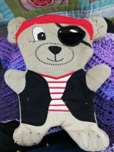 Fosta pirate bear 1- ITHWL