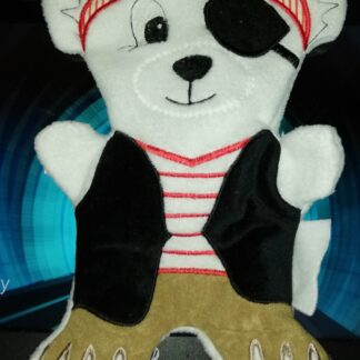 Fosta pirate bear- ITHWL