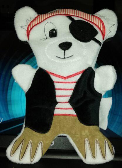 Fosta pirate bear- ITHWL