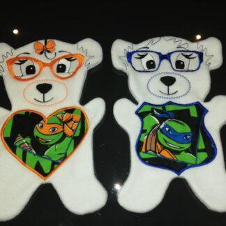 Fosta bear glasses - ITHWL