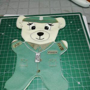 Fosta Air force bear - ITHWL