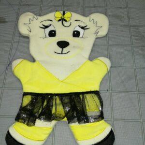 Fosta bear ballet girl - ITHWL