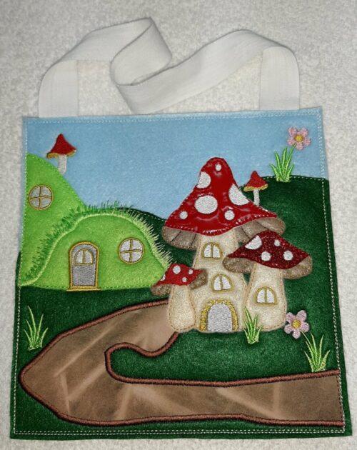 Fairy busy bag - ITHWL