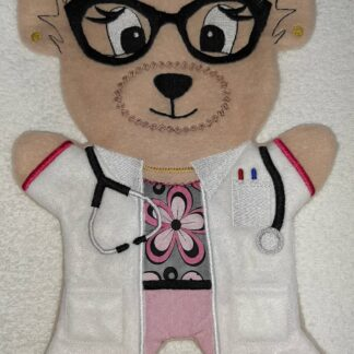 Fosta bear Doctor girl - ITHWL