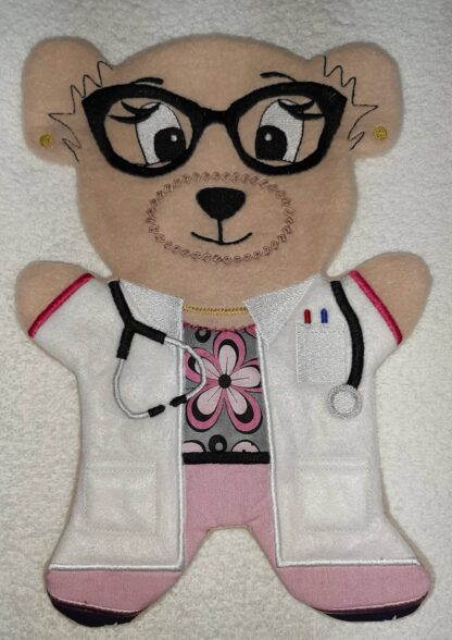 Fosta bear Doctor girl - ITHWL