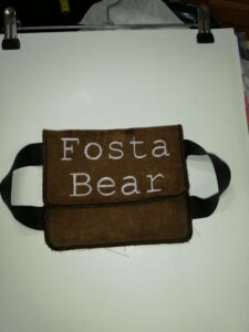 Fosta bear backpack - ITHWL