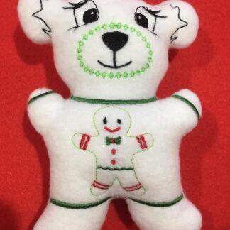 Fosta Christmas bear 5 - ITHWL