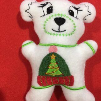 Fosta bear Christmas 12 - ITHWL