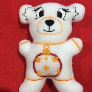 Fosta bear Christmas 14 - ITHWL