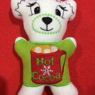 Fosta bear Christmas 15 - ITHWL