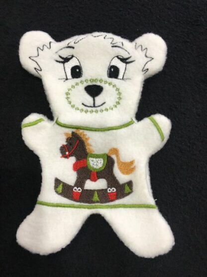 Fosta bear Christmas 18 - ITHWL
