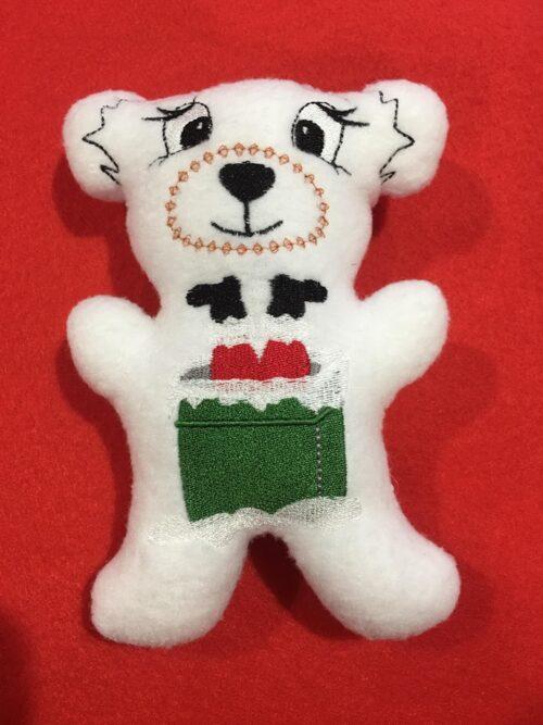Fosta bear Christmas 9 - ITHWL