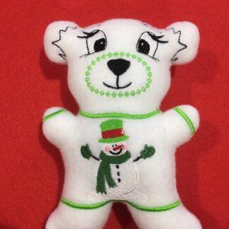 Fosta bear Christmas 10 - ITHWL