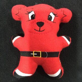 Fosta Christmas bear 16 - ITHWL