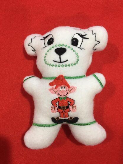 Fosta bear Christmas 13 - ITHWL