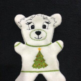 Fosta bear Christmas 19 - ITHWL