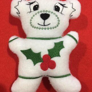 Fosta bear Christmas 8 - ITHWL