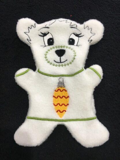Fosta bear Christmas 20 - ITHWL